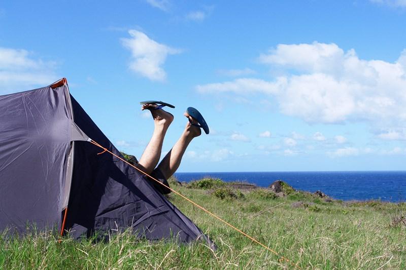 J'ai adoré les vacances en camping