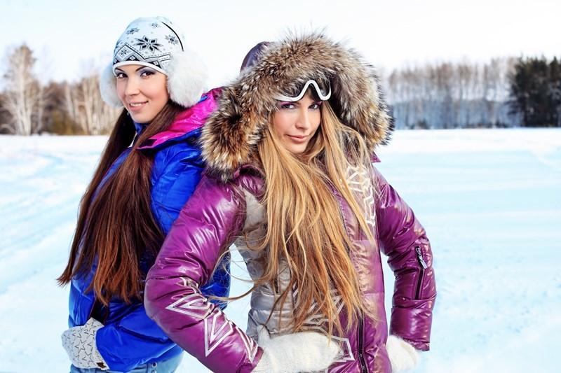Nous partons aux sports d'hiver