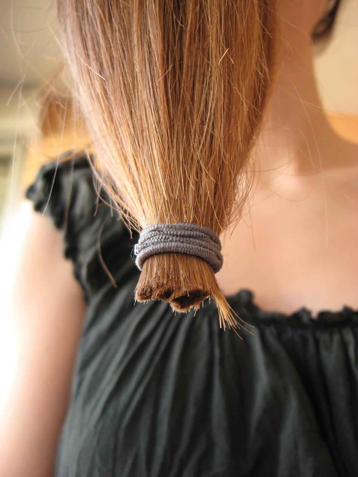Couper Les Cheveux Avec Une Tondeuse dedans se couper les cheveux soi meme quand on es une femme