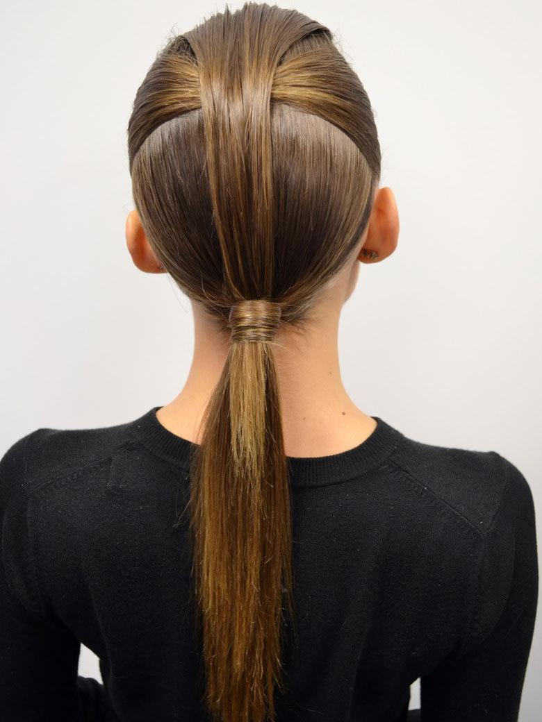 tuto coiffure facile sur cheveux mi long On coupe de cheveux tuto