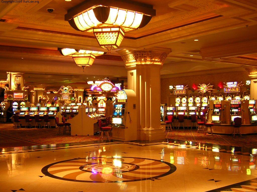 Machines a sous: la star des casinos