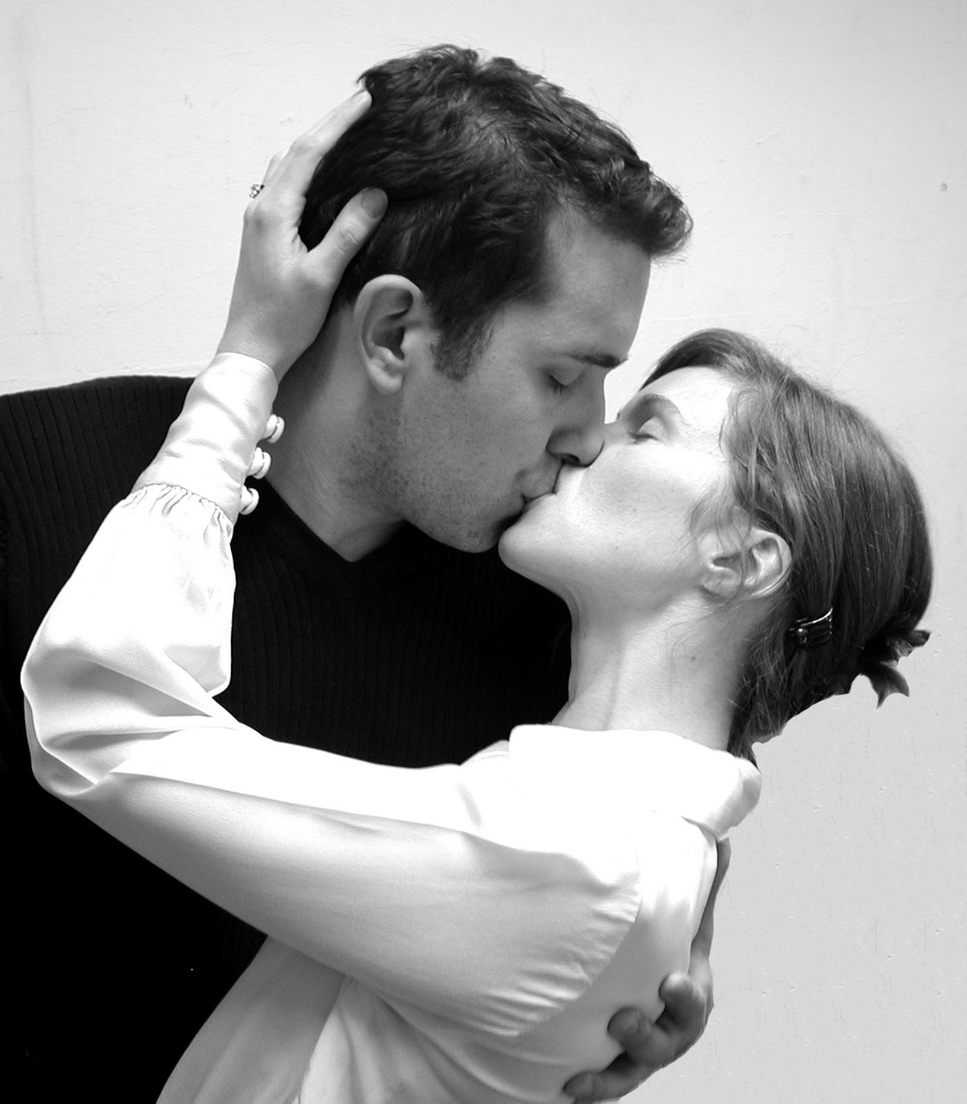 French kiss : le baiser à la française que tous les