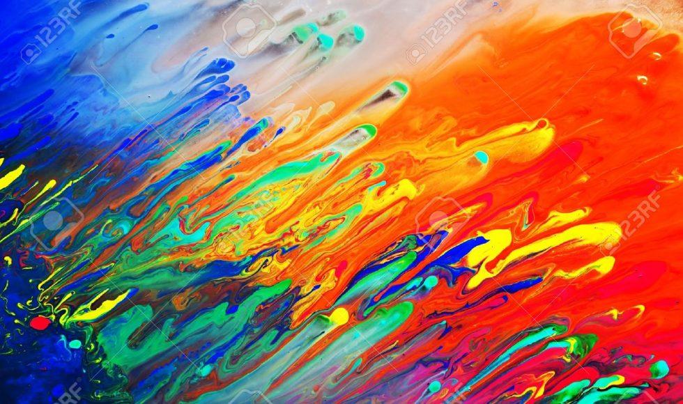 Peinture abstraite je vous dis tous sur ce courant artistique tr s appr ci des amateurs - Plats indiens les plus connus ...