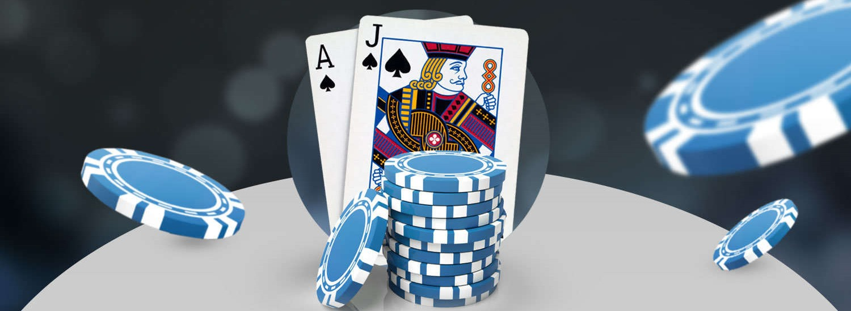 Blackjack, défier le croupier