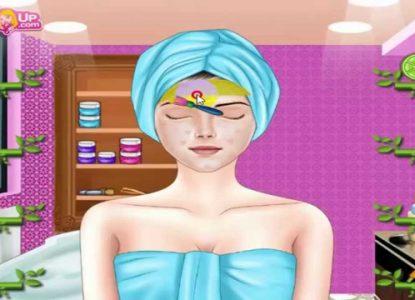 habillage et maquillage