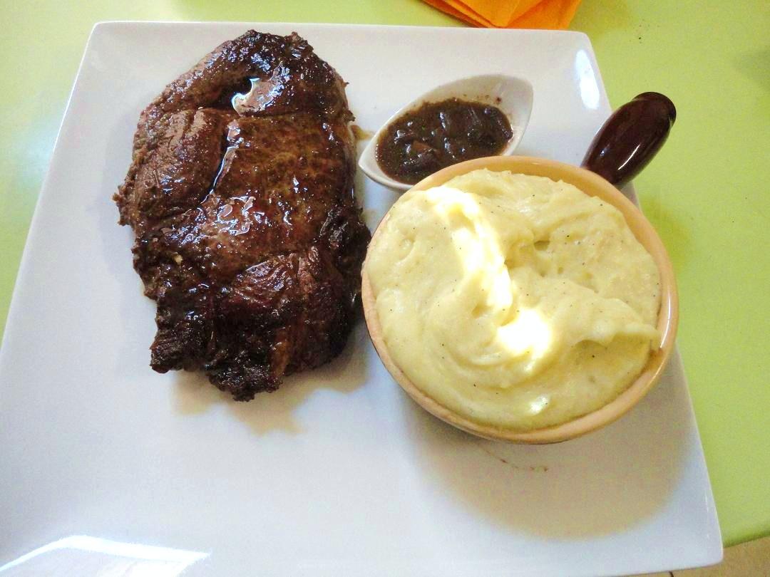 C te de porc une recette savourer en famille - Cote de porc a la moutarde au four ...