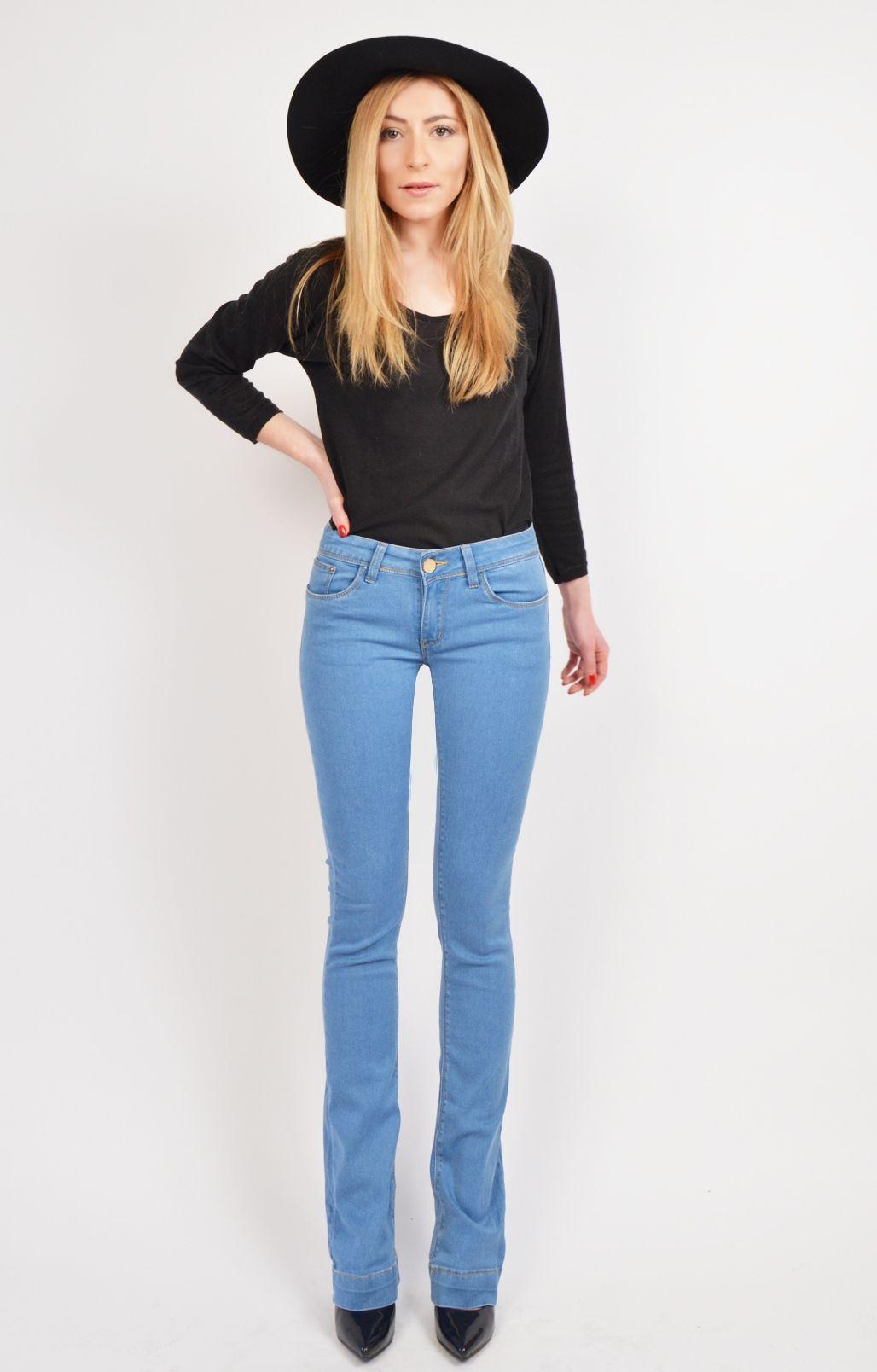 Le jean bootcut : pour quelle morphologie ?