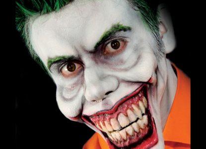 joker maquillage