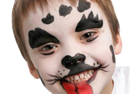 maquillage garcon