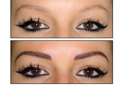 maquillage permanent sourcils prix