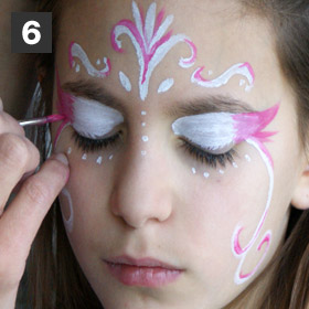 Maquillage princesse facile - Modele maquillage princesse ...