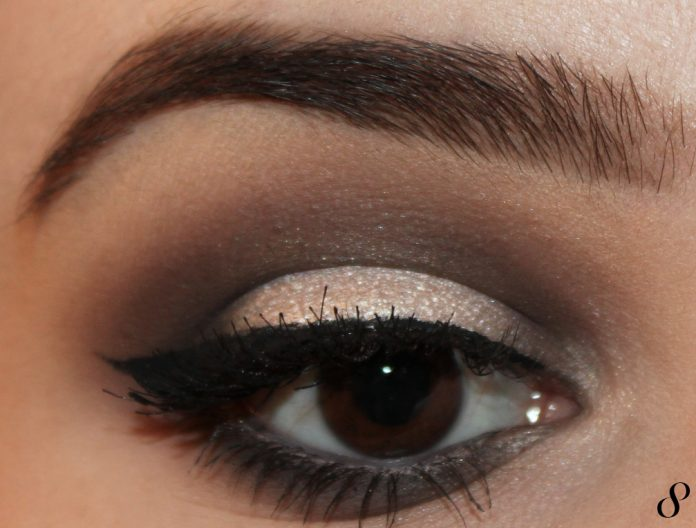 Instagram MUA credit: @colordujour | Maquillage soirée