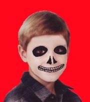 maquillage squelette enfant. Black Bedroom Furniture Sets. Home Design Ideas