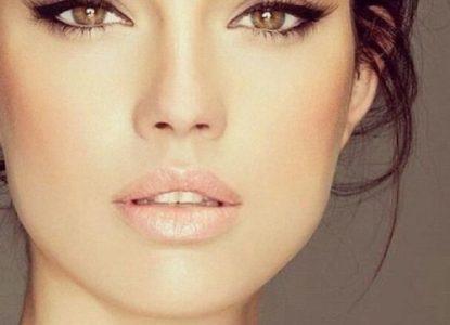 maquillage yeux de biche