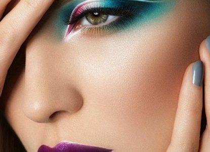 photos de maquillage