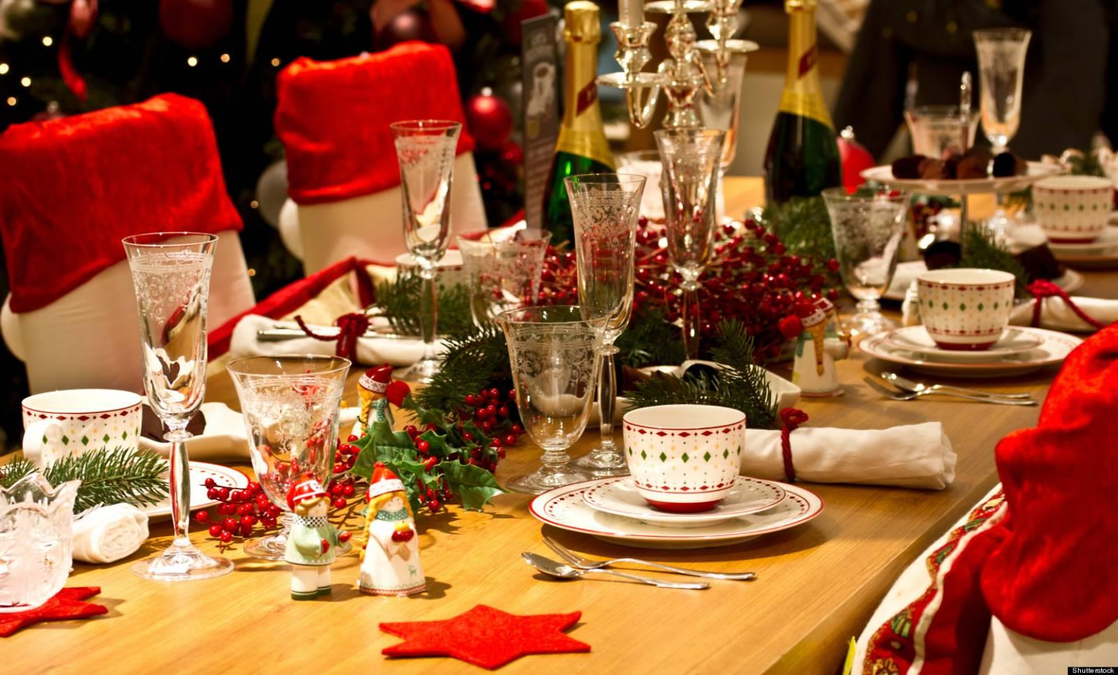 Repas de Noël : un moment agréable à passer en famille