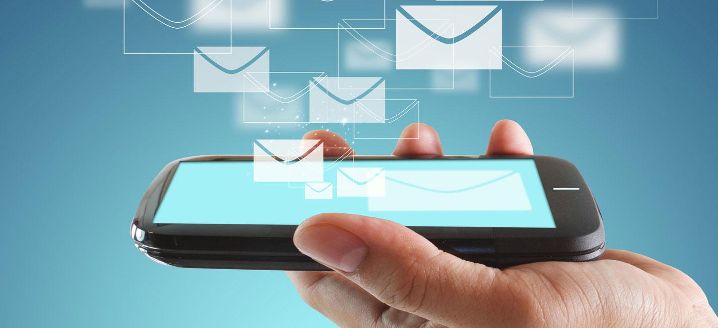 Envoi de sms, pour les campagnes de grande ampleur
