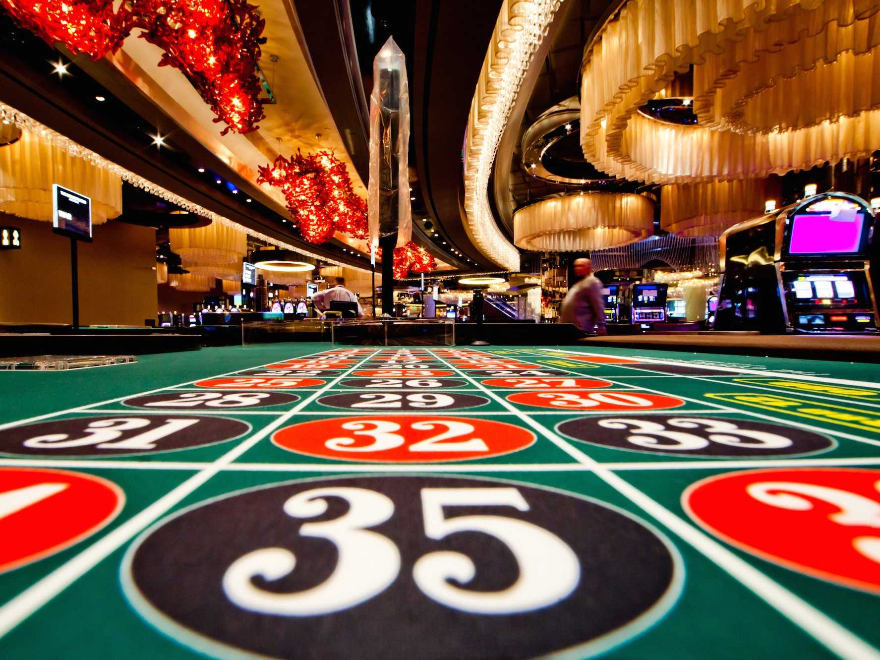 Les jeux casino classiques ne faiblissent jamais