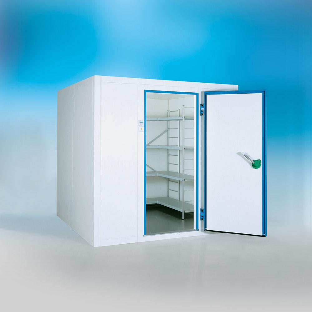 Chambre froide positive : le meilleur moyen de maintenir la chaîne du froid