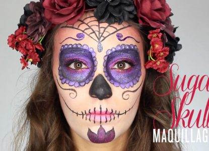 maquillage d halloween facile