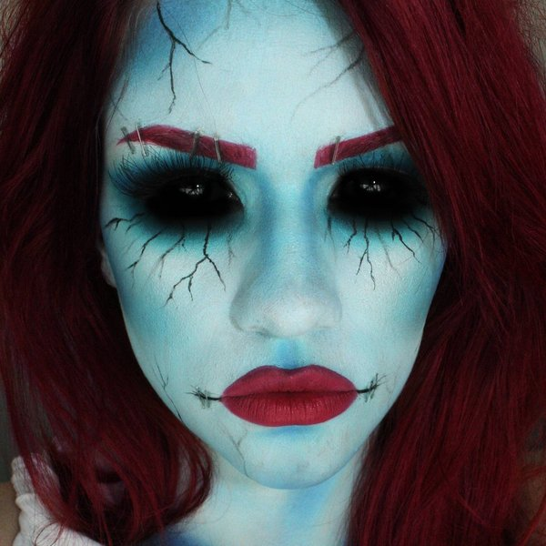 Maquillage D Halloween Facile A Faire