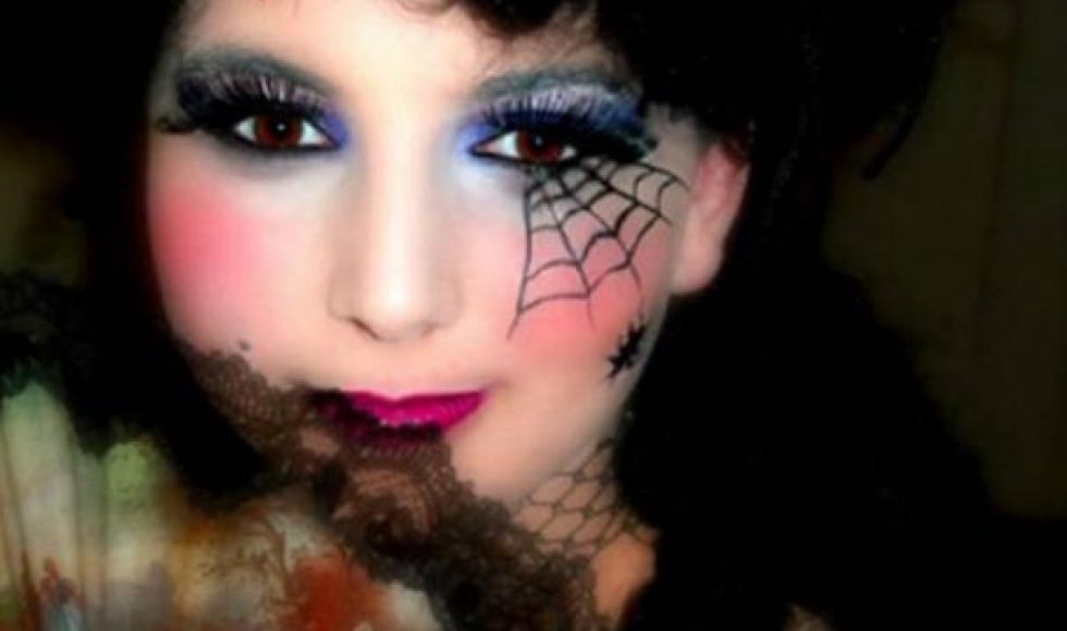 maquillage facile pour halloween