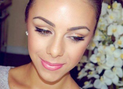 maquillage fete noel