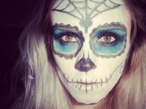 maquillage halloween facile femme