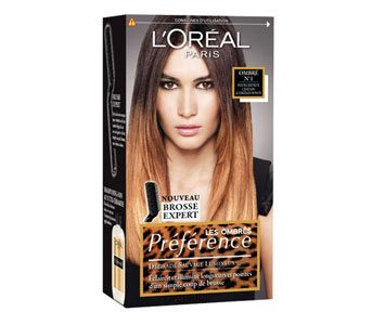 tie and dye l oreal