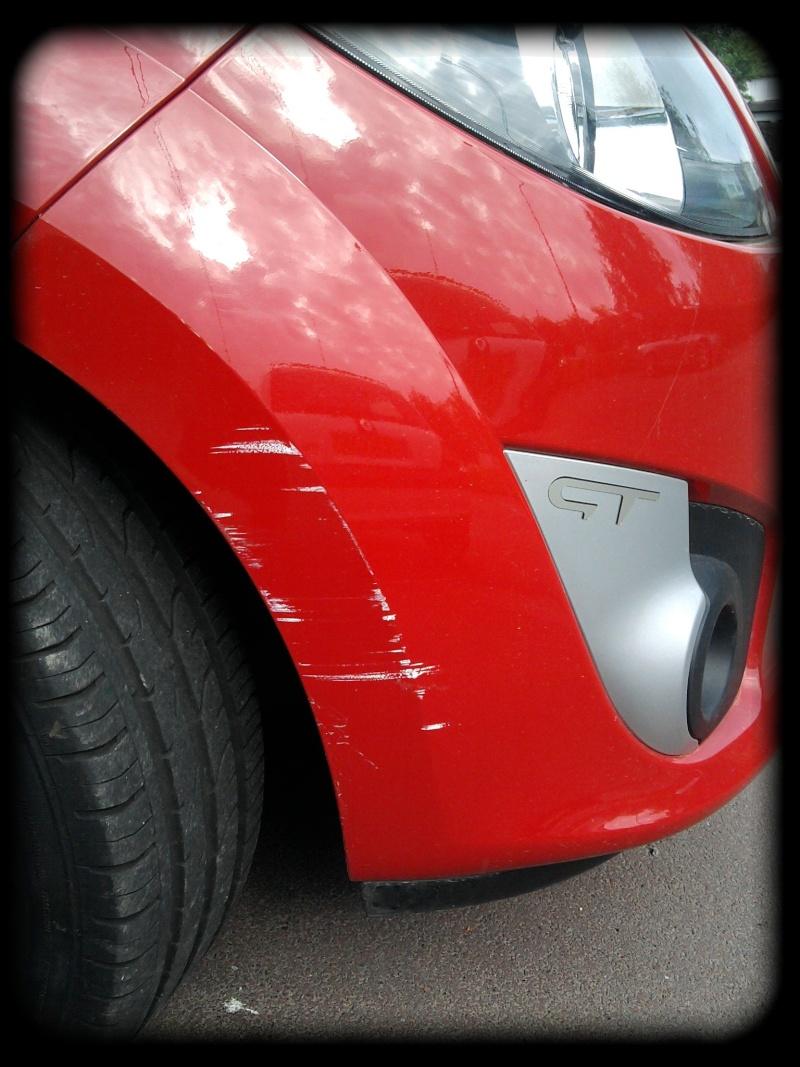 Comment effacer des rayures sur une voiture