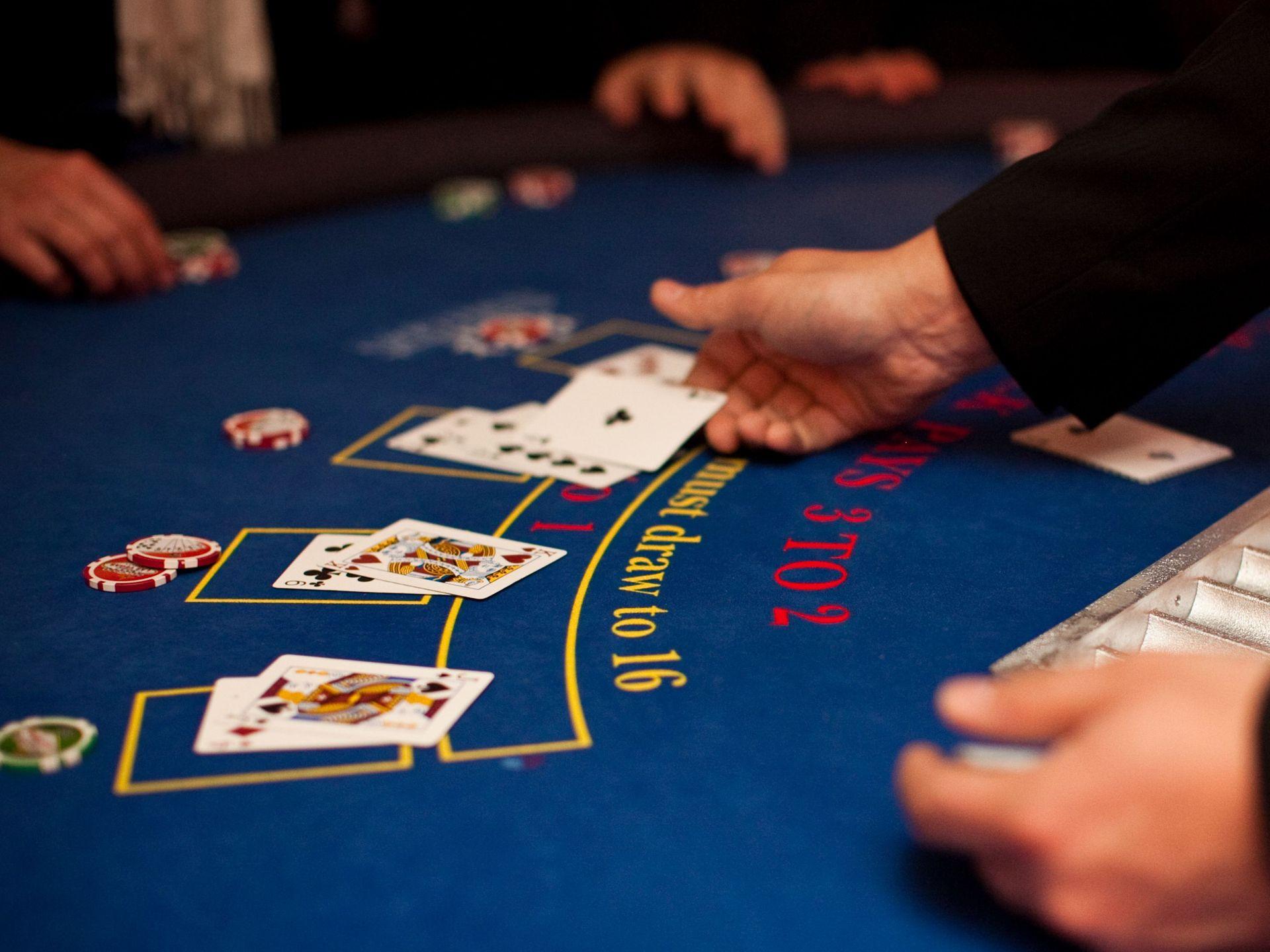 Blackjack en ligne : un véritable passe-temps