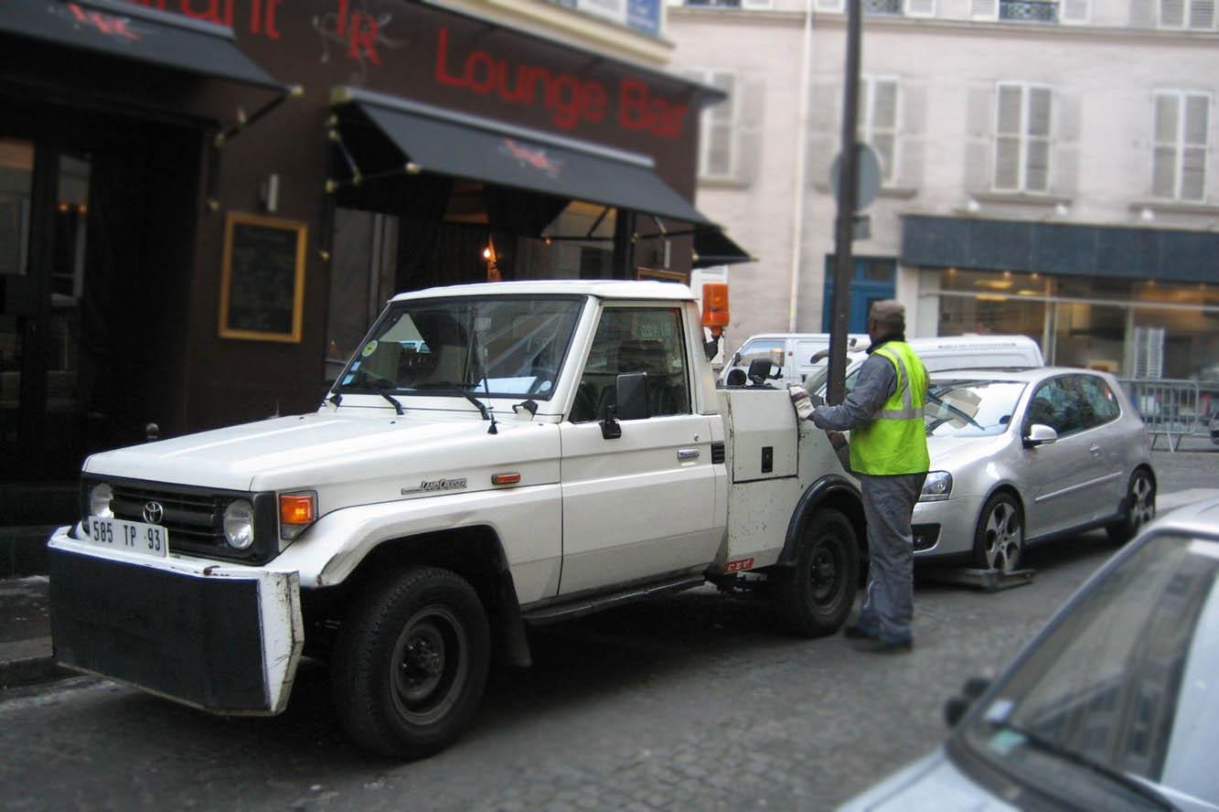 Vous ne retrouvez plus votre voiture dans la rue ?