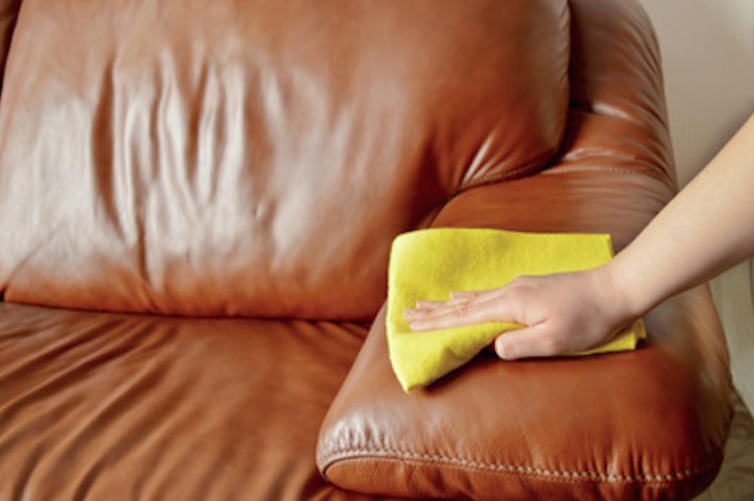 savon marseille entretien canape cuir