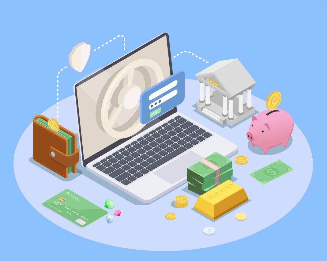 logiciel gestion flux bancaire